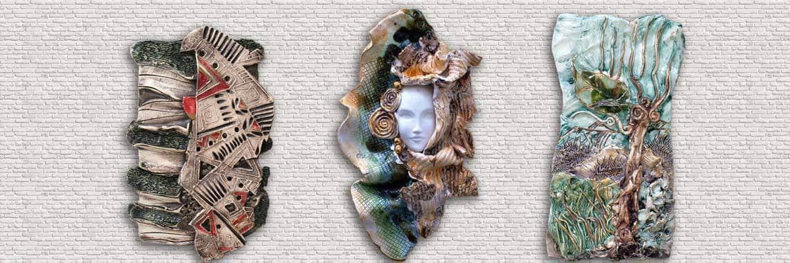 Arte Fo Pottery Luster Glaze
