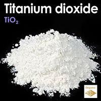 TITANDIOXID - Titan(IV)-oxid das beste Weißpigment in Keramik