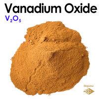Vanadium Pentoxide - Vanadium(V) oxide Vanadia Divanadium pentaoxid in pottery