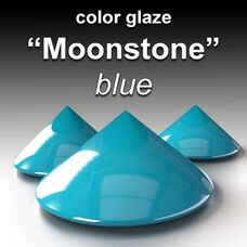 MOONSTONE blue - Color Glaze Gloss Semi-transparent BASF