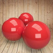 SCARLET red - Color Glaze Gloss Semi-transparent BASF