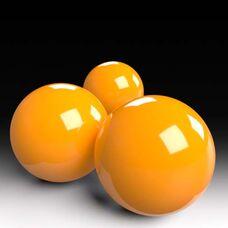 TANGERINE orange - Color Glaze Gloss Semi-transparent BASF