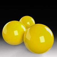 YELLOW - Color Glaze Gloss Semi-transparent BASF