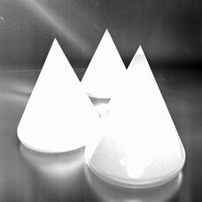 White Glaze Colorless Opaque by Degussa Ceramics