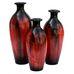 Artistic glazes (Aventurines) DESIRE RED by Johnson Matthey