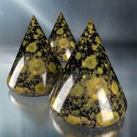 AUTUMN LEAVES - Effect Glaze Gloss Semitransparent Degussa