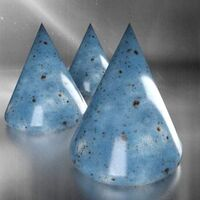 AZURITE - Effect Glaze Satin Semi-Transparent Degussa
