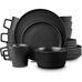 Bild Foto für Schwarz Matt Effektglasur für Keramik Steingut