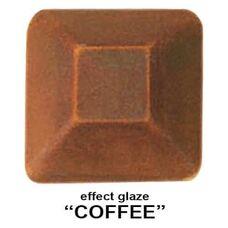COFFEE -  Effect Glaze Matt Semitransparent Johnson Matthey