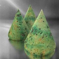 IRISH GREEN - Effect Glaze Matt Cover Degussa