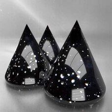 Effect Glazes Meteorite Black by Degussa