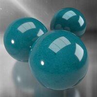 MINECRAFT CYAN - Effect Glaze Gloss Cover BASF
