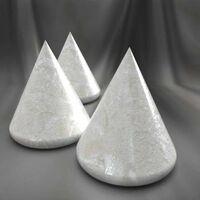 PERLMUTT - Keramik Glasur Effekt Glänzend Transparent Johnson Matthey
