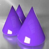 PURPLE GLOSS - Effect Glaze Gloss Semitransparent Degussa