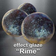 Effect Glazes Rime by Degussa