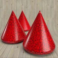 SELENIUM RED -  Effect Glaze Satin Semitransparent Degussa