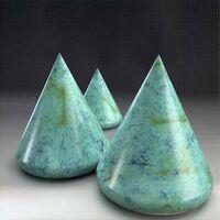 SHELL GREEN -  Effect Glaze Satin Cover Degussa