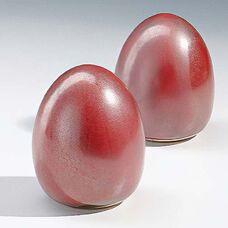 Bild Foto für Roter Brillanter Aventurin - Steinzeug Keramik Effektglasur von Degussa