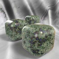 Uranflecken