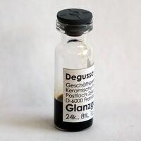 """Gold for Ceramics - 1 gram Bright Liquid Colloid """"Degussa"""""""