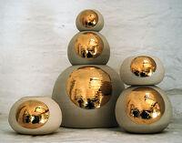 Gold, Silber, Platin