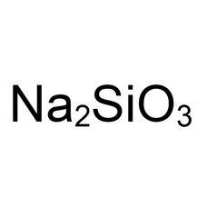 Wasserglas - Natriumsilicat Entflockungsmittel Zutatz
