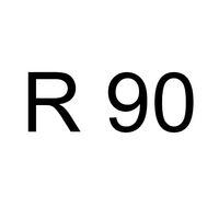 R 90 - Ceramic deflocculant additives