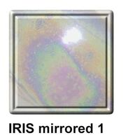 IRIS 1 - mirror effect
