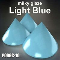 LIGHT BLUE - Milky Glaze Gloss Cover opaque BASF