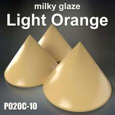 Milky Glazes Light Orange by BASF