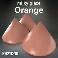 Milky Glazes Orange by BASF