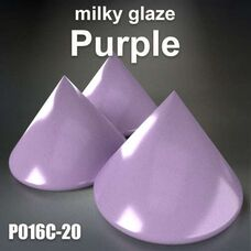 Milky Glazes Purple by BASF