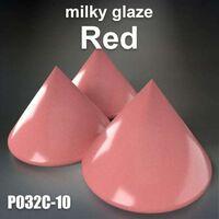 RED - Milky Glaze Gloss Cover opaque BASF