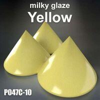 YELLOW - Milky Glaze Gloss Cover opaque BASF