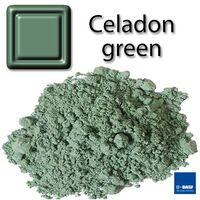Seladon Grün - Keramik Pigment Dekorfarbe von BASF hergestellt in Deutschland