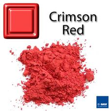 Pigments CRIMSON RED by BASF