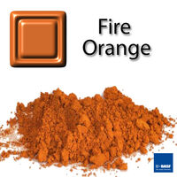 FIRE ORANGE - Ceramic Pigments and Stains BASF Colours