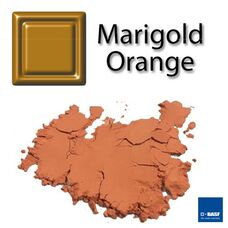 MARIGOLD ORANGE - Ceramic Pigments for Pottery Earthenware decoration by BASF