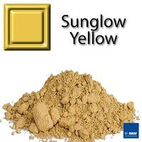 Sunglow Gelb - Pigment Keramikfarbe