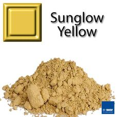 Image result for Ceramic Pigments Sunglow Yellow by BASF Colours stains and oxides