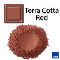 Terrakotta-Rot