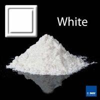 Weiß - Keramik Pigment Dekorfarbe von BASF hergestellt in Deutschland