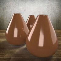 CHAMOIS BROWN - Stoneware Glaze Satin Semitransparent by Blythe Colours Limited