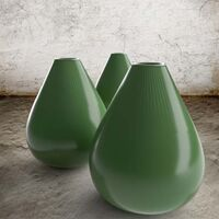 Farngrün - Steinzeug Glasur Satin Halbtransparent von Blythe Colours Limited