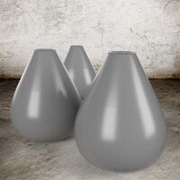 GREY - Stoneware Glaze Gloss Semitransparent by Blythe Colours Limited