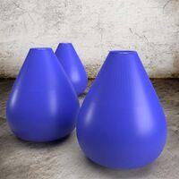 Indigo Blau - Steinzeug Glasur Mat Halbtransparent von Blythe Colours Limited