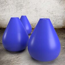 Bild Foto für Indigo Blau - Steinzeug Keramik Farbglasur von Blythe Colours Limited