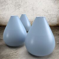POWDER BLUE - Stoneware Glaze Satin Semitransparent by Blythe Colours Limited