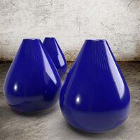 Ultramarinblau - Steinzeug Glasur Satin Halbtransparent von Blythe Colours Limited
