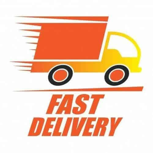 We are providing econimic but FAST delivery